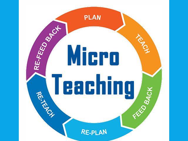MICRO TEACHING – 4